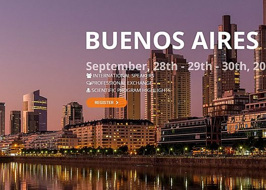 Lecture of J.E. Domínguez-Muñoz at the biannual meeting of the International Association of Pancreatology, Buenos Aires 28-30 September 2017.